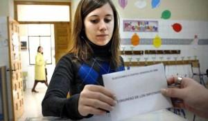 Los jóvenes debemos votar
