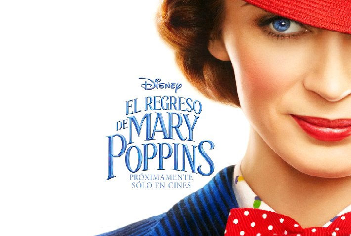 Poco interesante Mary Poppins