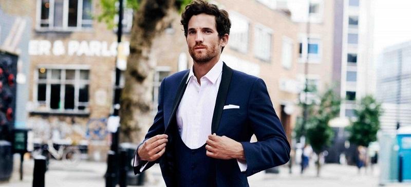 Cómo elegir el mejor traje de novio