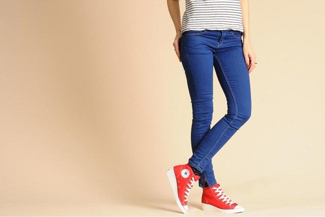 Zapatillas Converse, clásicas de la moda