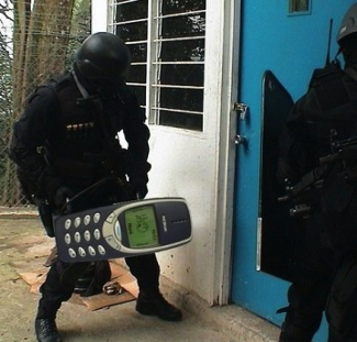 El indestructuble Nokia 3310
