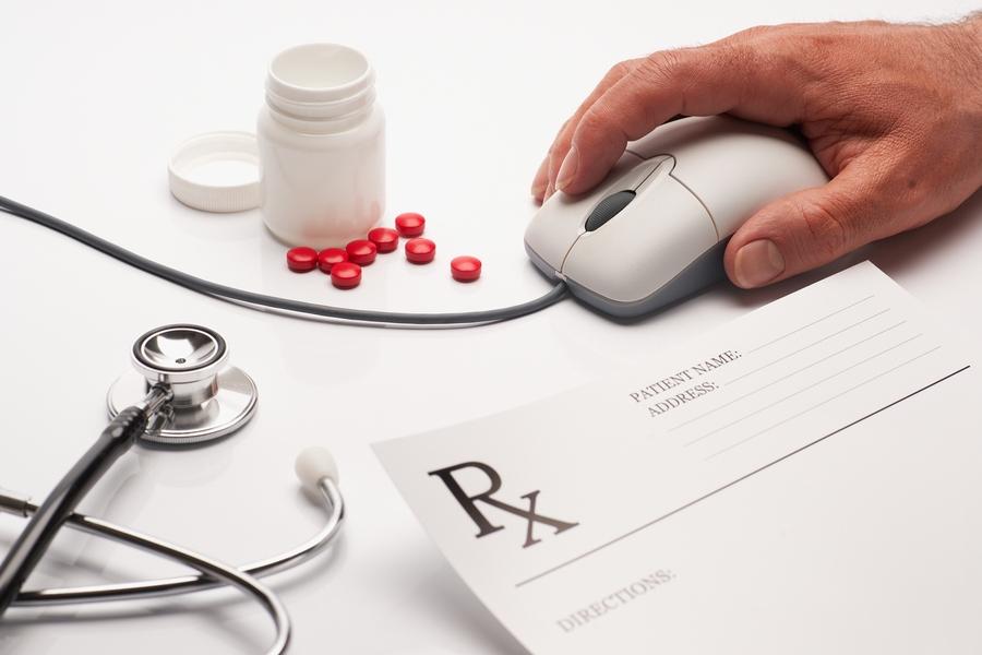 Es seguro comprar medicamentos por Internet