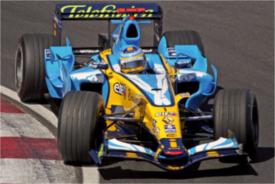 Los buenos tiempos de Alonso