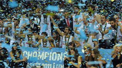 Eurobasket Champions 2011