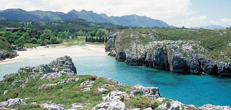 6 playas con encanto de Asturias