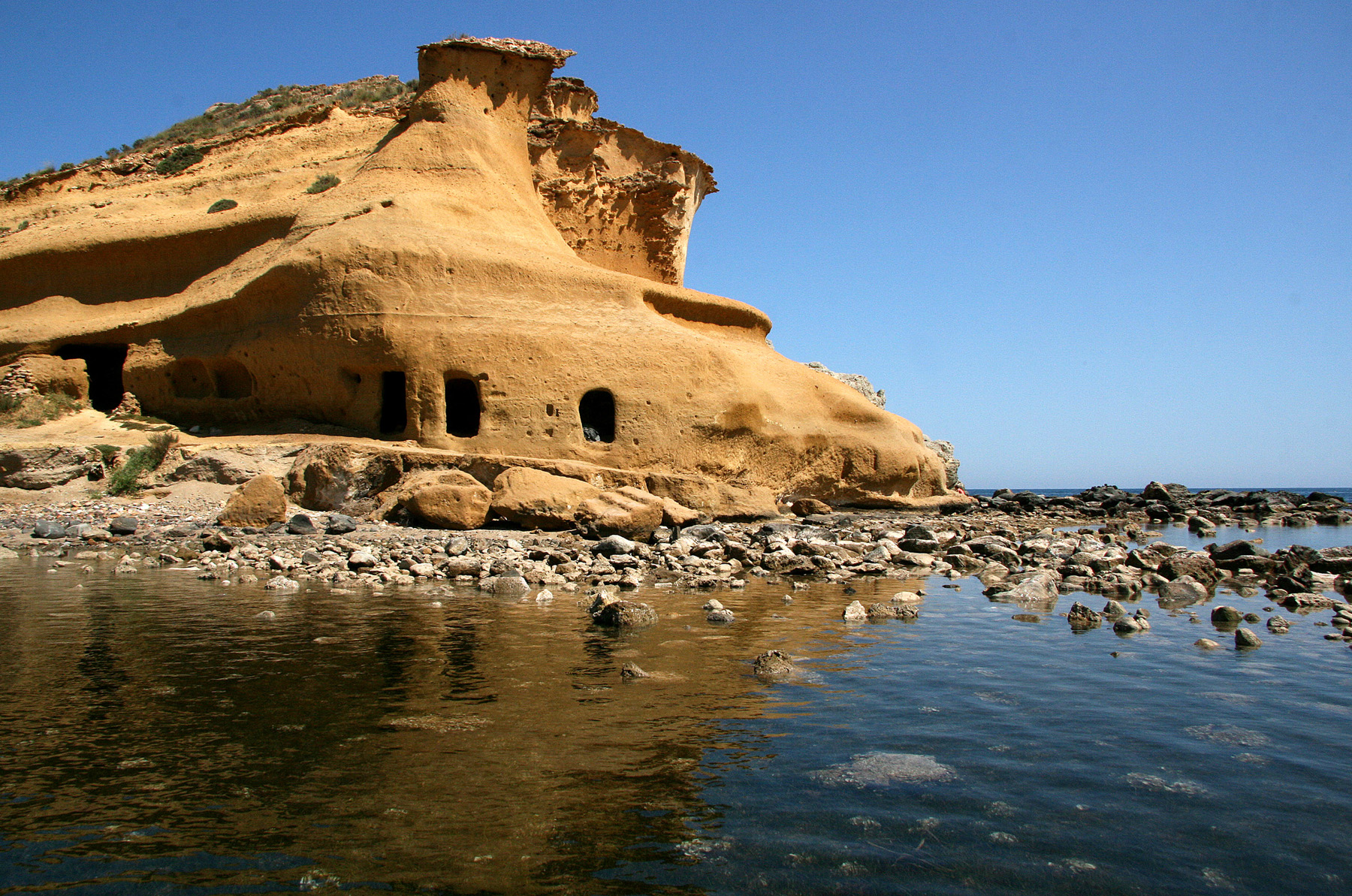 Las playas con más encanto de Murcia