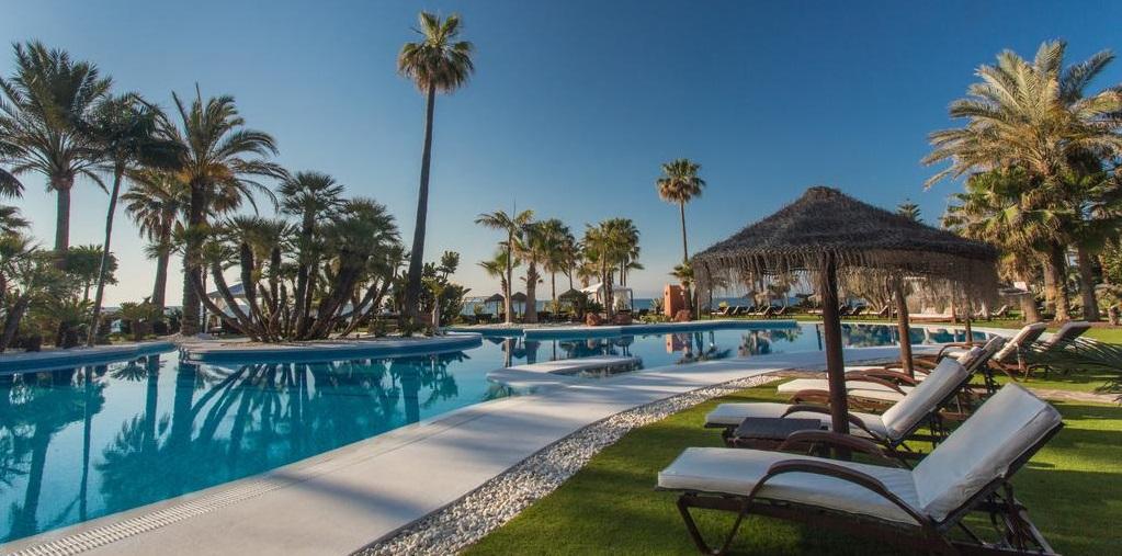 Los 5 mejores hoteles de playa de espa a viajes por espa a Hoteles en madrid espana