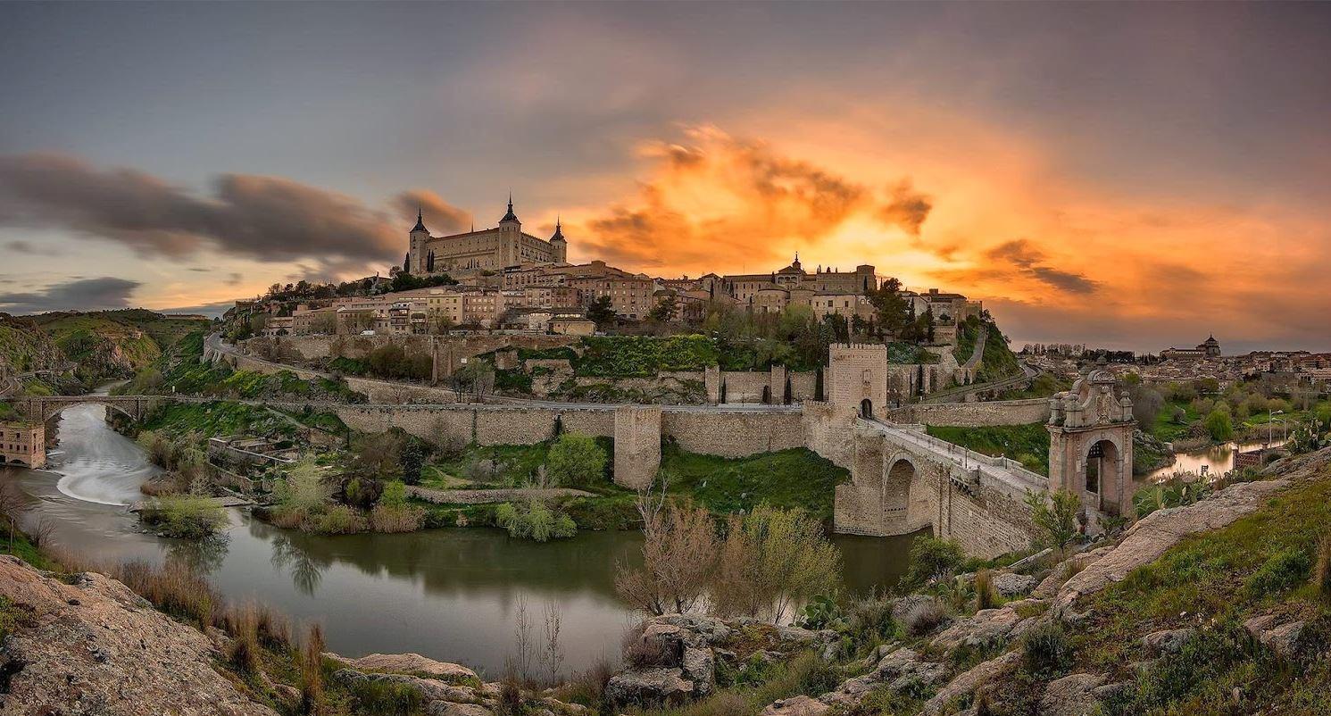 Toledo en 24 horas