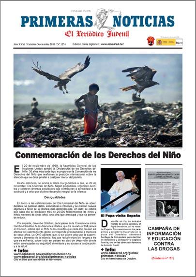 Primeras Noticias 1274