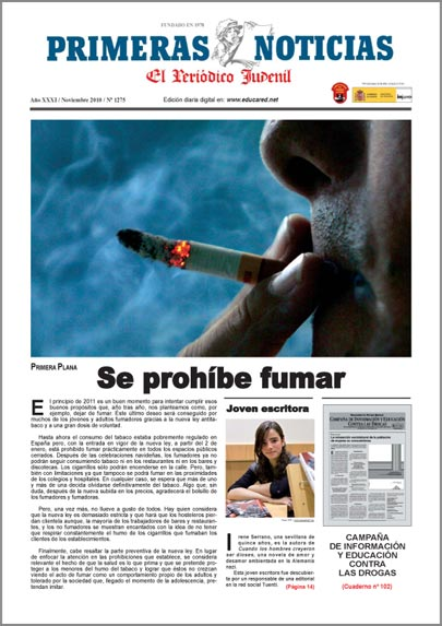 Primeras Noticias 1275