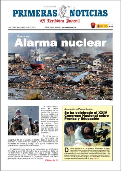 Primeras Noticias 1278