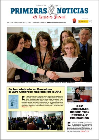 Primeras Noticias 1285