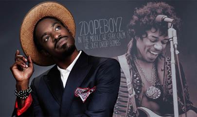 André 3000 será Jimi Hendrix