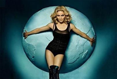 Consigue tu entrada para ver a Madonna en concierto