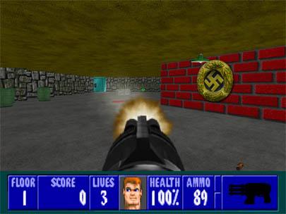 'Wolfenstein 3D' celebra sus 20 años con una versión gratuita