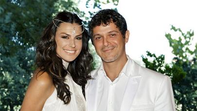 La boda sorpresa de Alejandro Sanz