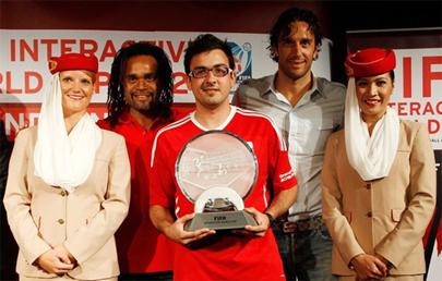 España triunfa en fútbol virtual