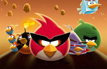 Un nuevo nivel para 'Angry Birds Space'