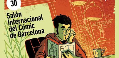 Homenaje a Moebius en el XXX Salón del Cómic de Barcelona