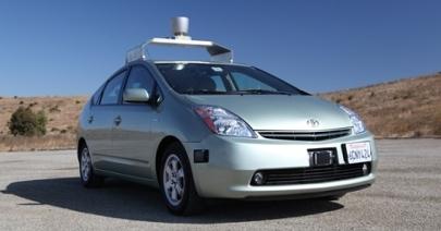 Los coches sin conductor de Google arrancan en EEUU
