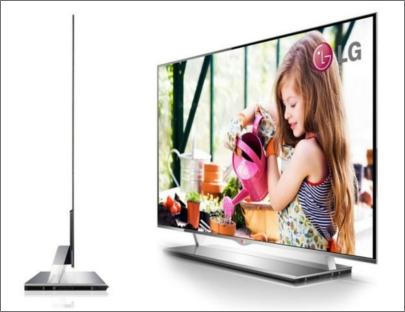 El televisor OLED más grande del mundo