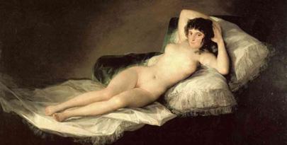 Todo Goya reunido en un mapa virtual