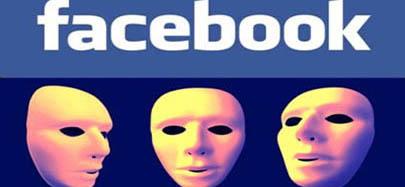 ¿Por qué se usan nombre falsos en Facebook?