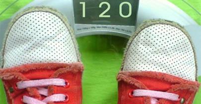 Matemáticas para predecir el peso de los jóvenes