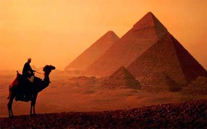 Tour virtual por las pirámides de Giza
