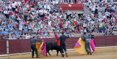 Un pueblo decide entre toros o empleo