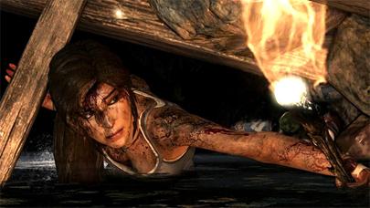 El retorno de Lara Croft
