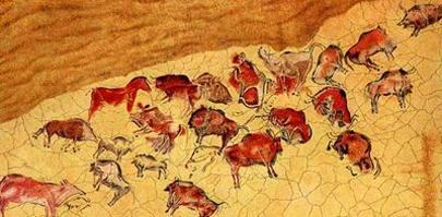 El arte de Altamira y otras dos cuevas, el más antiguo del mundo