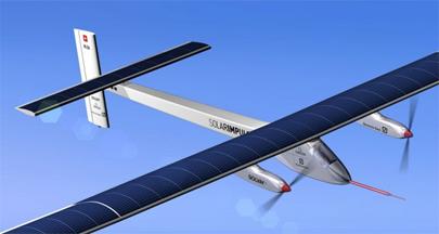 De Suiza a Marruecos en un avión solar