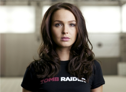 Camilla Luddington es la nueva Lara Croft