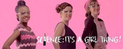 La UE retira el vídeo 'La ciencia es cosa de chicas'