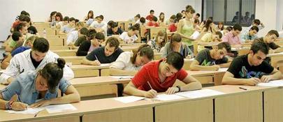 Riesgo de sufrir trastornos de la alimentación durante los exámenes