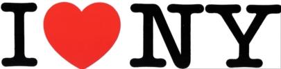 Adiós al logo I love NY
