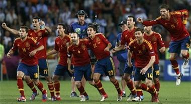 Los penaltis frente a Portugal, lo más visto de la historia