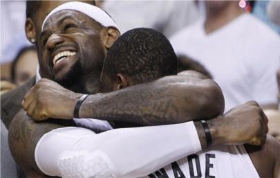 Miami Heat logra el anillo de campeón de la NBA