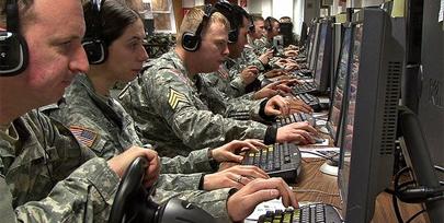 Las 400 palabras vigiladas en la Red por el Departamento de Defensa de Estados Unidos