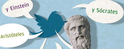 Los twitt-consejos de Platón