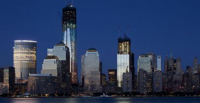 Acabado el primer rascacielos del nuevo World Trade Center