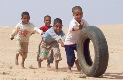 5.400 niños saharauis pasarán el verano en España