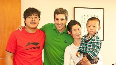 Samaritano español en China
