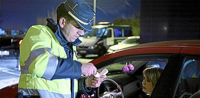 Control de drogas en carretera 'todos los días y a todas horas'