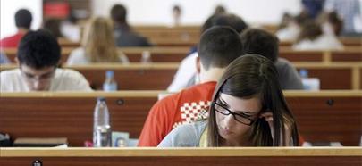 Desciende el número de alumnos matriculados en la universidad