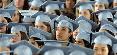 Aumenta la media de edad de los universitarios