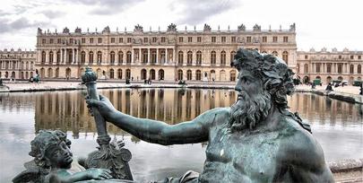 Visita el Palacio de Versalles sin salir de casa