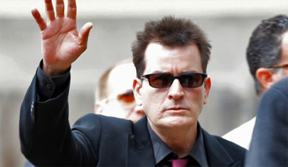 Charlie Sheen se despide de Hollywood