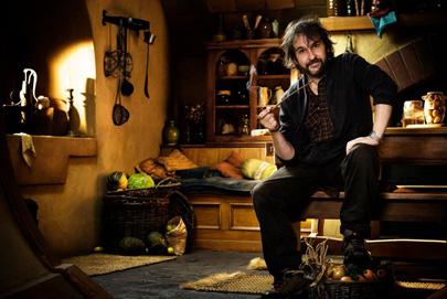 El Hobbit de Peter Jackson ya está en el horno